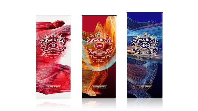 Chivas Regal Launches 'sports Focused' Limited Edition Packaging photo