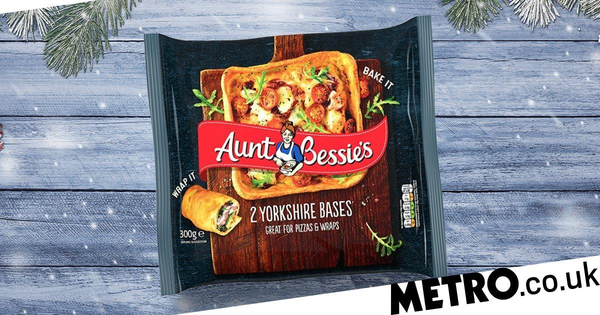You Can Now Create Yorkshire Pudding Wraps At Home Thanks To Aunt Bessie photo