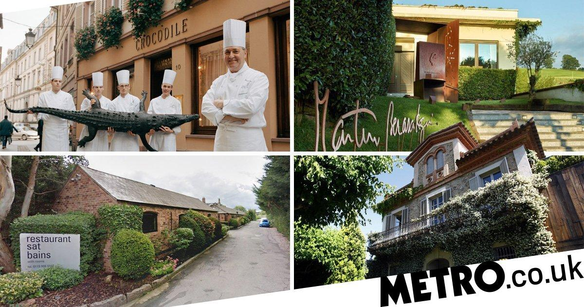 Tripadvisor Names World's Best Fine Dining Restaurants And The Uk Makes The Cut photo