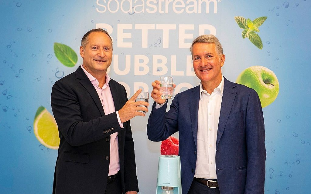 Pepsico Completes Acquisition Of Israel?s Sodastream photo