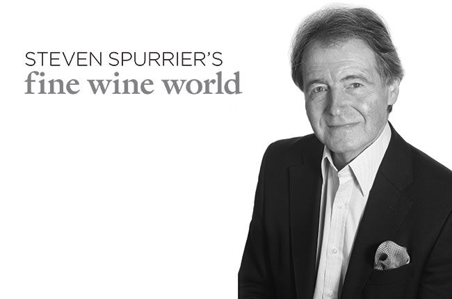 Steven Spurrier's Wines Of The Month photo