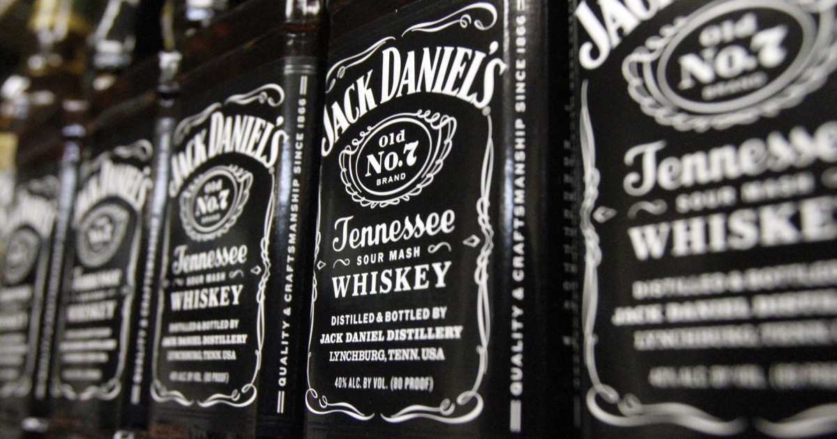 Trump's Trade War Weighs On Profits For Jack Daniels Whiskey Maker photo