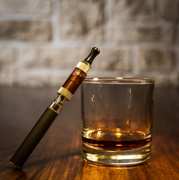 Vaping Alcohol: The Latest Crazy Trend photo