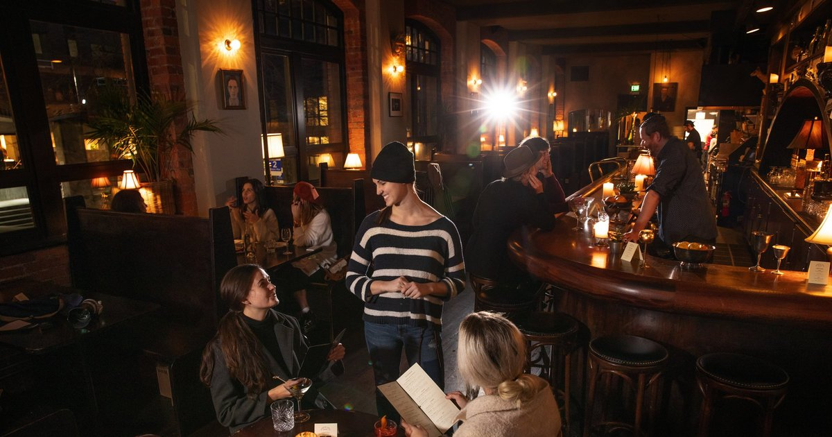 Linda Derschang, Restaurant Whisperer, Gives Seattle?s Queen City A Royal Makeover photo