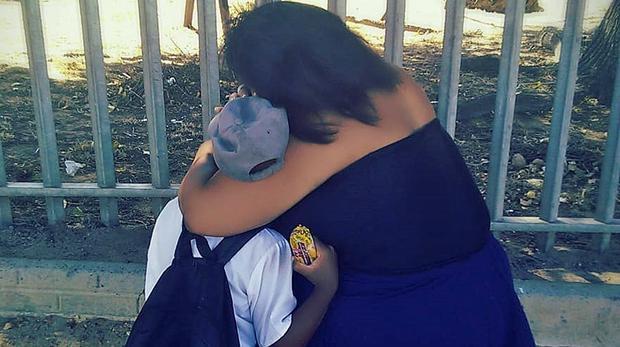 Teacher Makes Boy Run In Underwear After Accusing Him Of Stealing Shorts photo