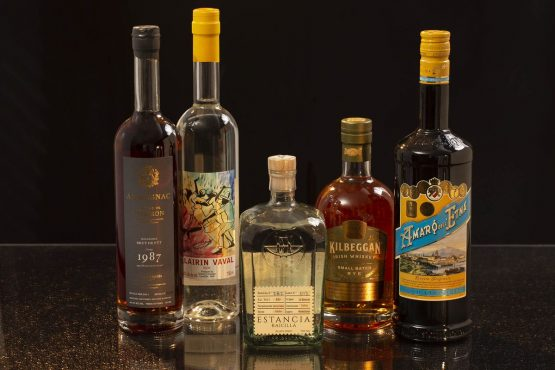 Whiskey, Mezcal, Amaro, Gin, Vodka, Rum: 2018?s Best Booze photo