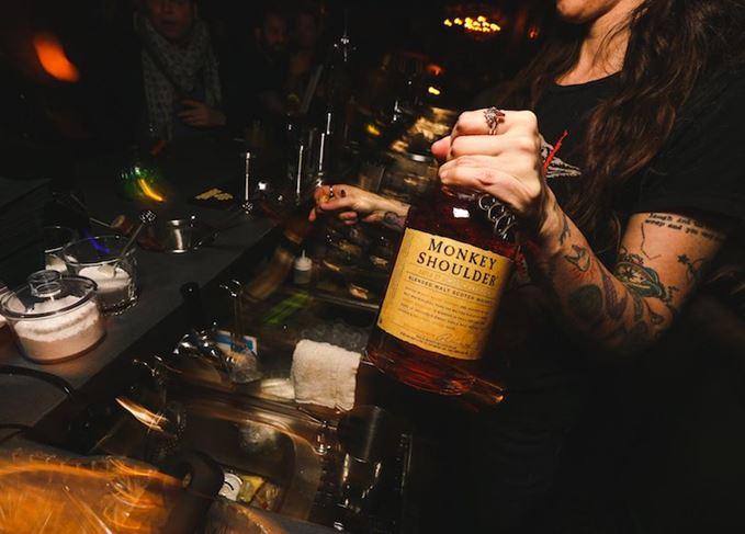 Monkey Shoulder Named Best-selling Scotch photo
