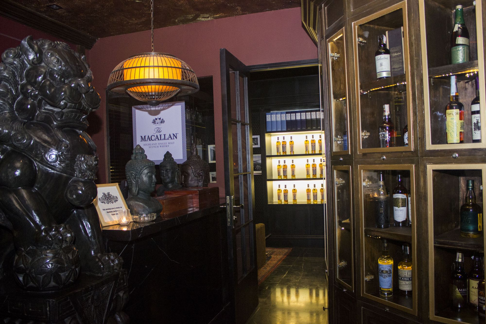The Macallan Lounge: A Whisky Lover's Haven photo