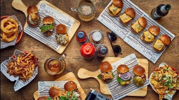 Win Tickets To Hudsons The Burger Joint: The Gin Garden photo