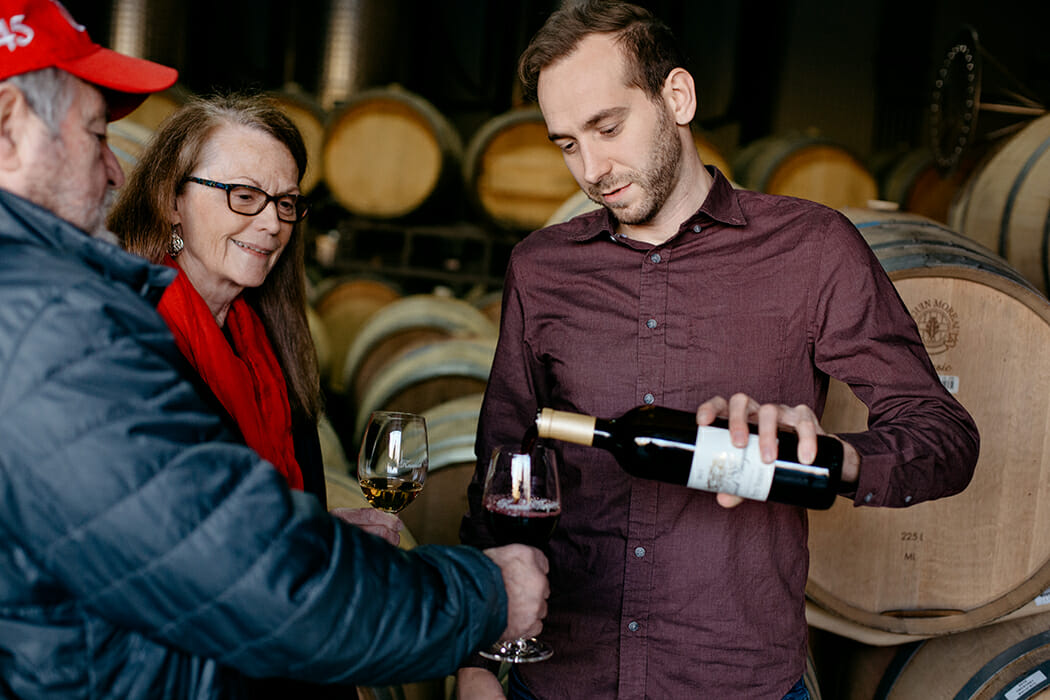 Buzzkill: Government Shutdown Put Squeeze On Virginia Wineries photo