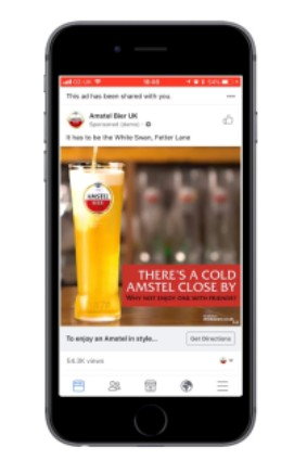 Heineken Uk To Ramp Up Data-driven Campaigns After Geo-targeted Ad Pilot photo