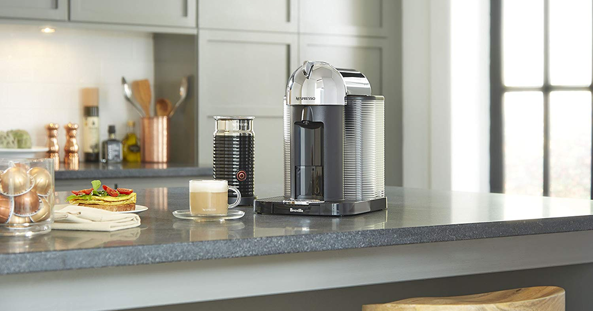 Nespresso Coffee And Espresso Machines On Sale At Amazon: Save Up To 33% With These Deals photo