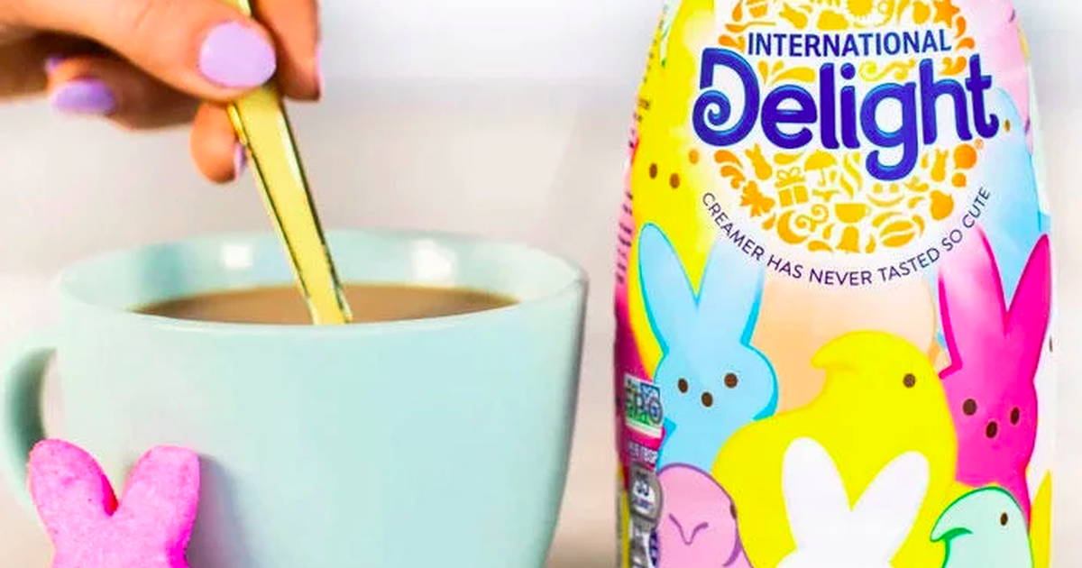 Peeps-flavored Coffee Creamer Does, In Fact, Taste Like Peeps photo