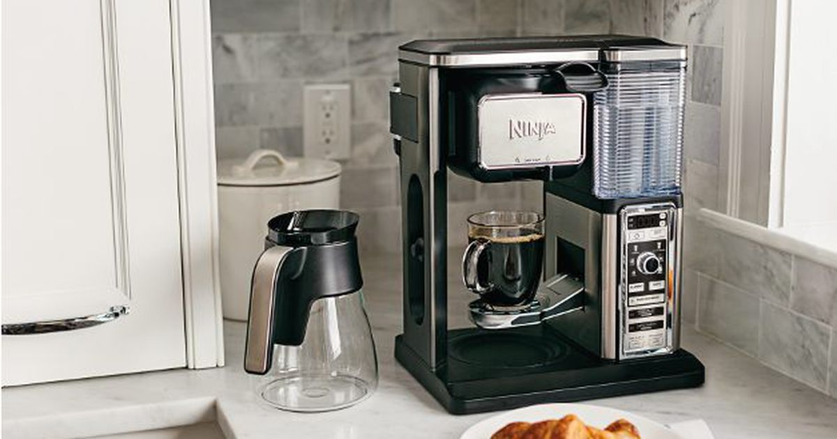Save 30% On This Super Fancy Ninja Coffee System At Walmart And Make Your Own Lattes At Home photo