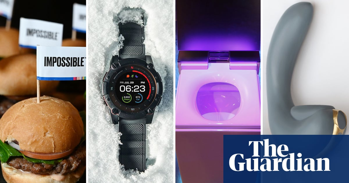 Ces 2019: From Beer Tech To A Banned Sex Toy – 10 Standout Gadgets photo