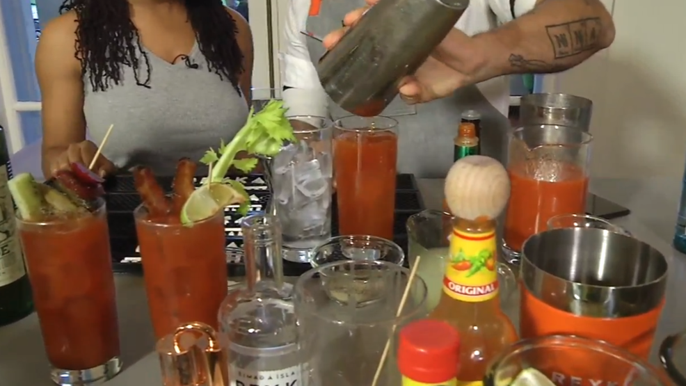 Sip On A Bloody Mary To Start Your Morning photo