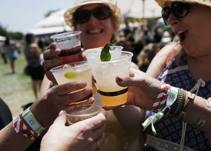 Thomas Keller?s La Calenda Among Food Options At Bottlerock 2019 photo