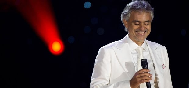 Andrea Bocelli To Tour South Africa In 2019 photo