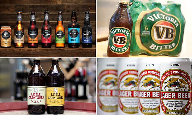 The Surprising Companies Dominating The Australian Beer Market photo