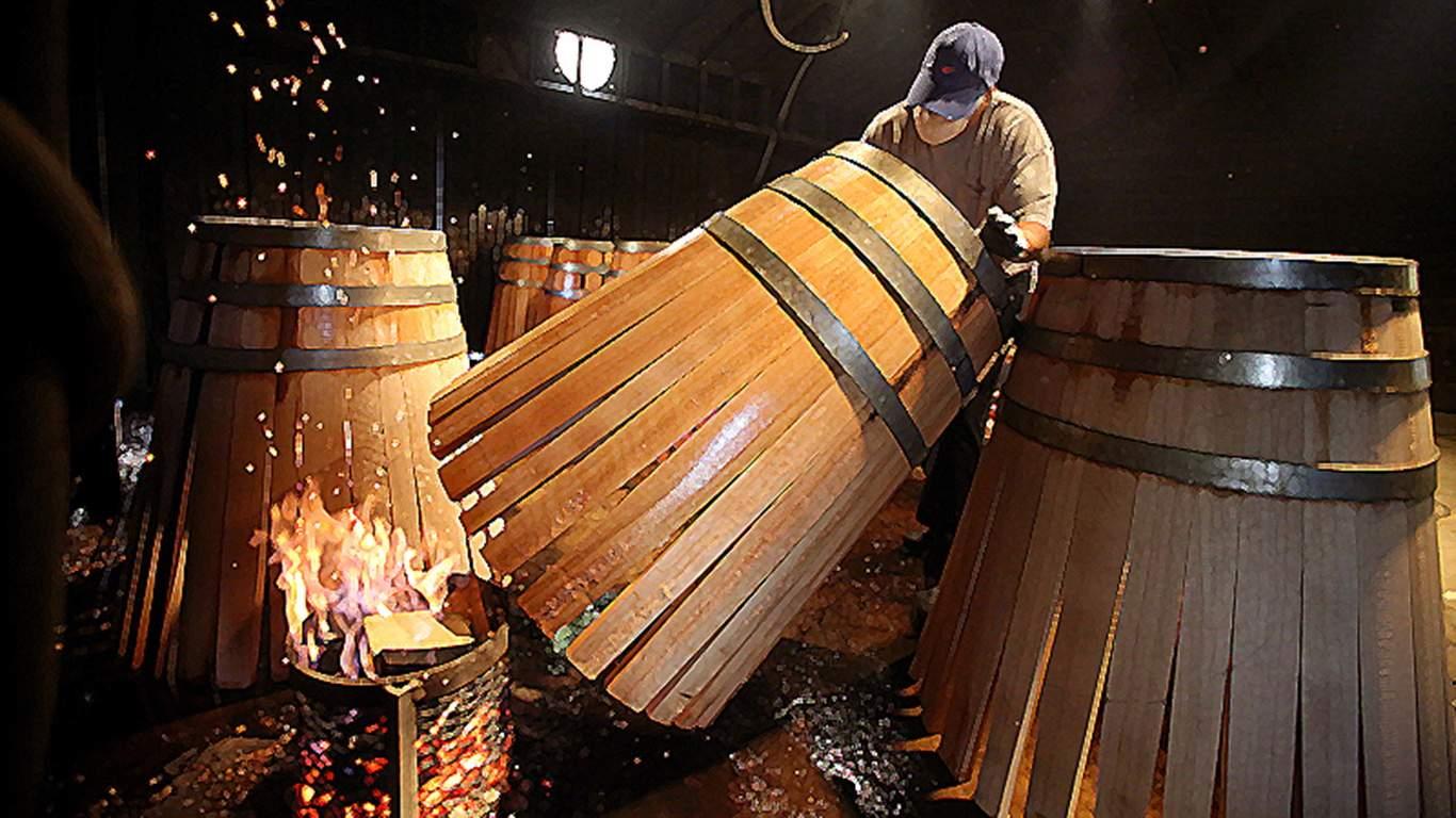 Let?s Talk Oak, Barrels And Wine photo