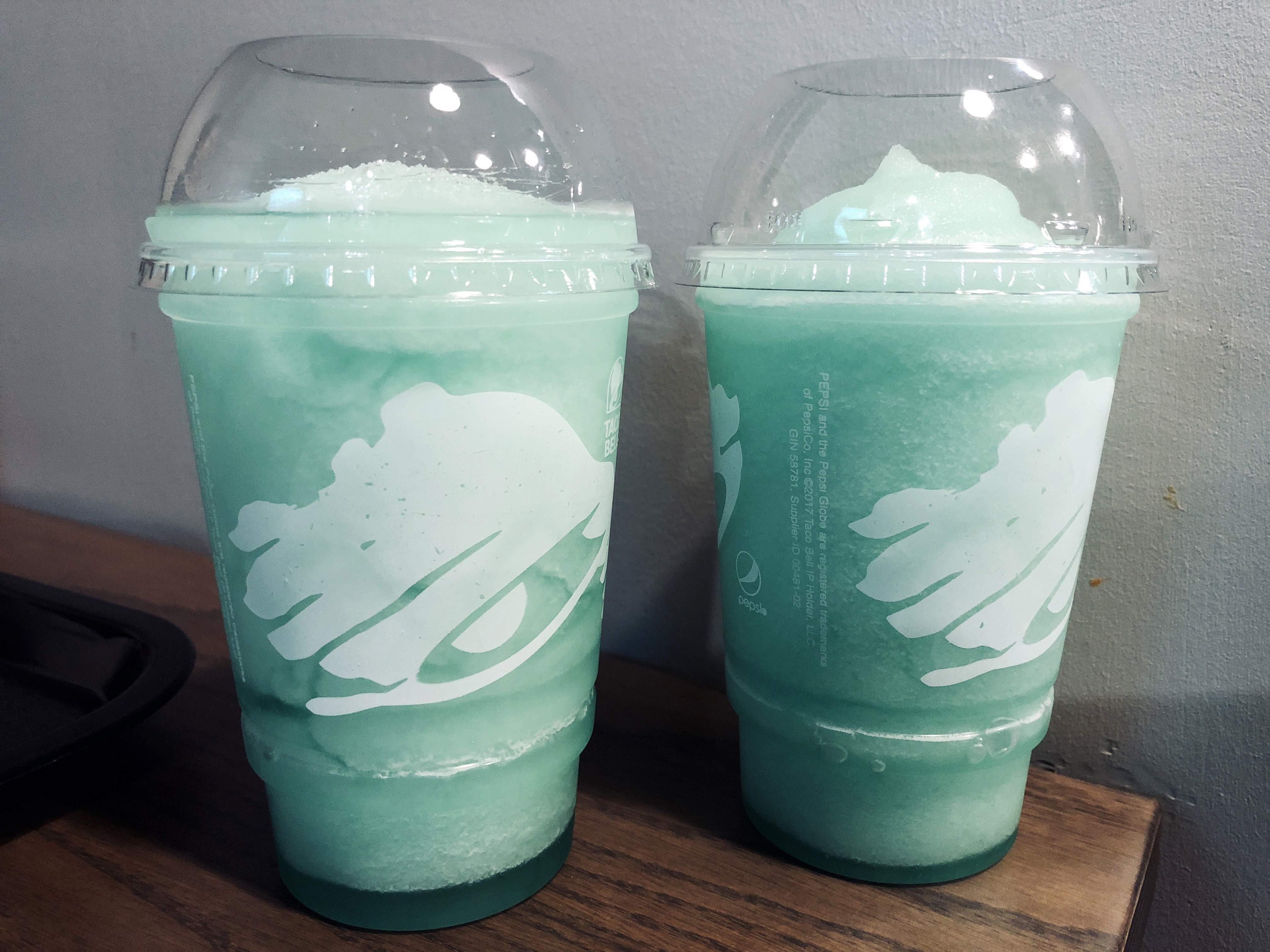 Some Taco Bells Will Now Serve You A Frozen Margarita With Your Crunchwrap Supreme photo