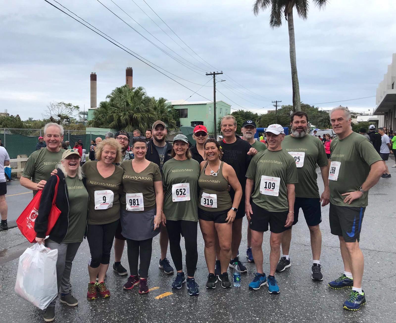 New York Brewery Brings Running Team Of 15 photo