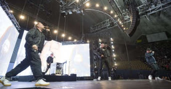 Age Heroes Of Hip Hop: The Fanta 4 In The Sold-out Olympic Hall photo