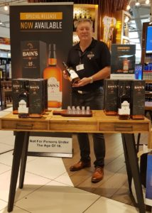 Distell Launches Duty Free-exclusive Bain?s Cape Mountain Whisky Edition photo