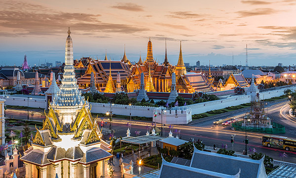 Bangkok, Thailand photo