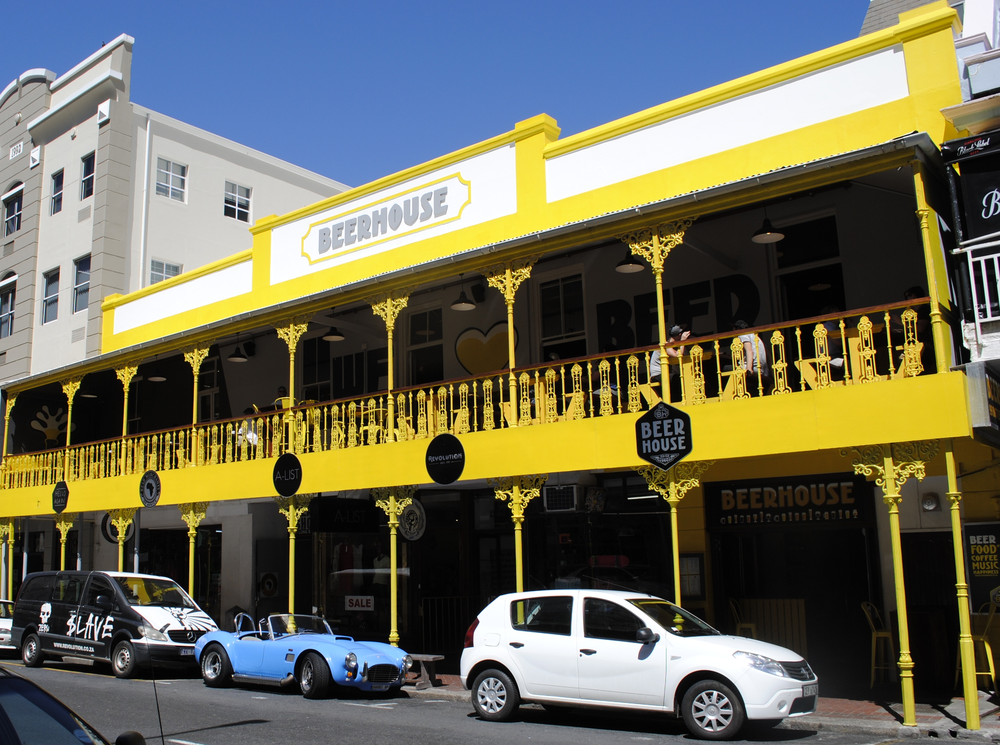 Beerhouse outside shot A Beer Lover's Guide To The Best Beer Bars And Breweries In Cape Town