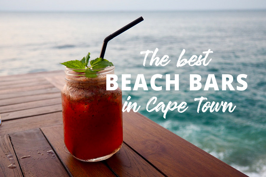 The Best Beach Bars In Cape Town photo