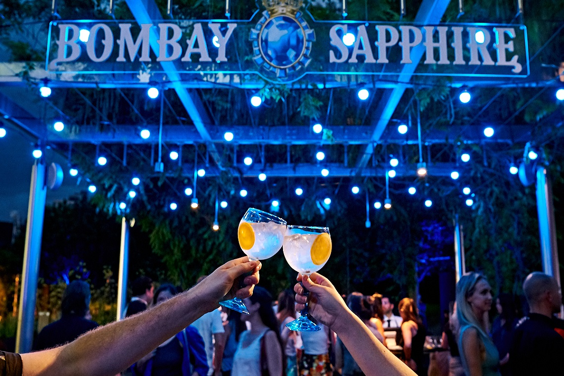 Bombay Sapphire?s Summer Of Art And Cocktails photo