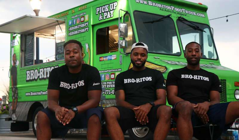 Driven To Succeed: In Just 2 Years, Bro-ritos? Specialty Burrito Food Truck Is Gaining Speed ? And Growing Revenue photo