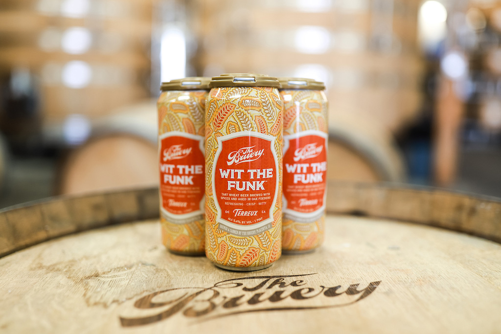 Bruery Terreux Unveils Cans Of Wit The Funk photo