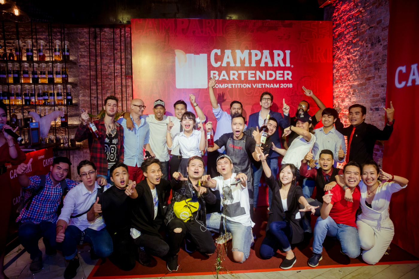 The Campari Bartender Competition Asia Announces Its Regional Winners photo