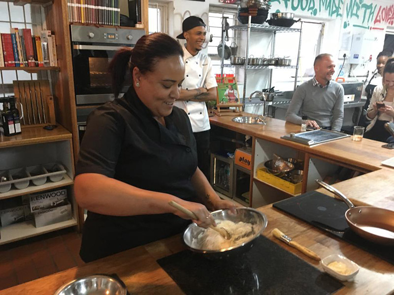 Chef's Table Dinners: Cooking With Chefs Sue-ann Allen And Peter Ayub photo