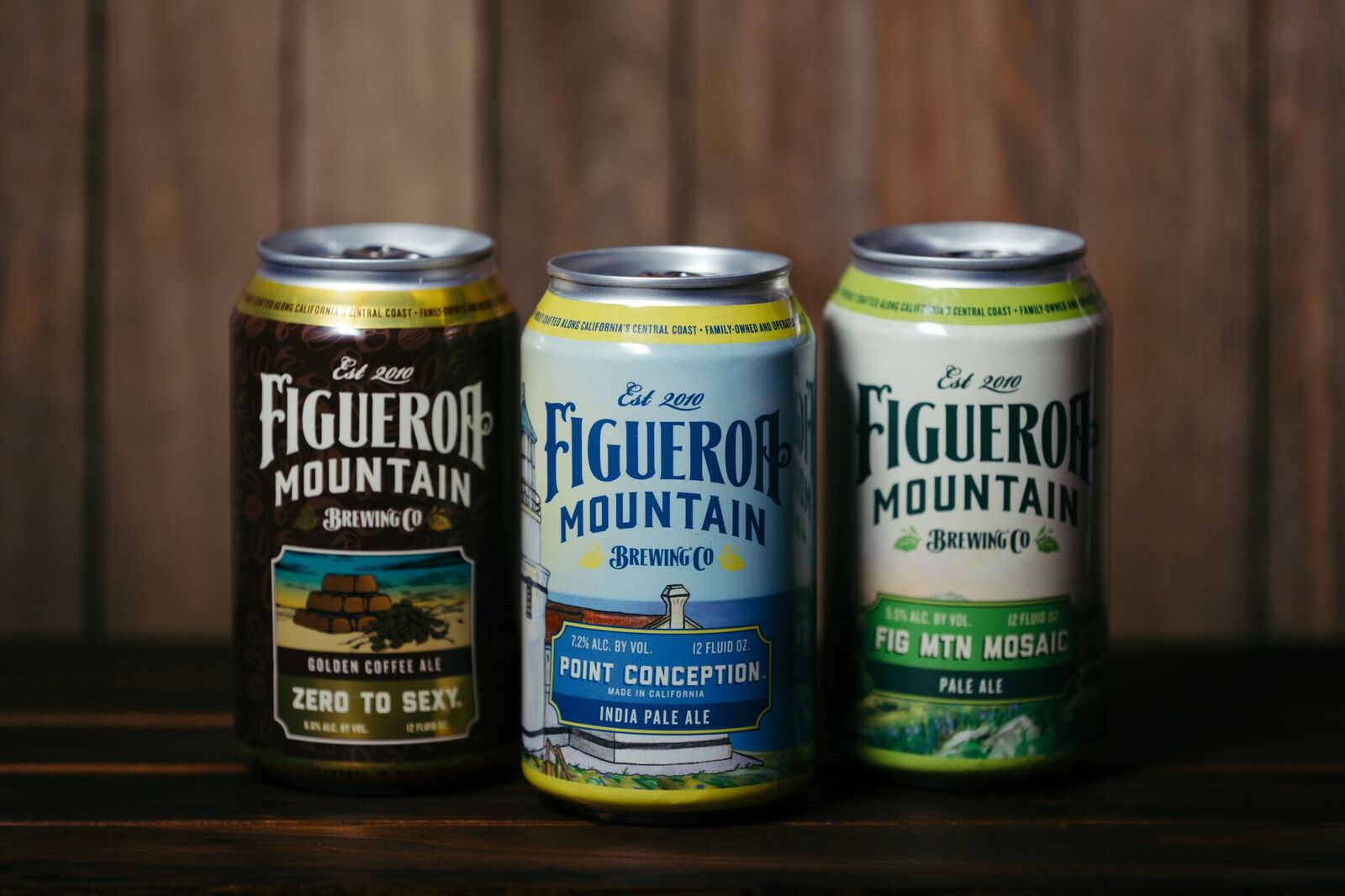 Figueroa Mountain Brewing Co. Announces 3 Can Releases photo