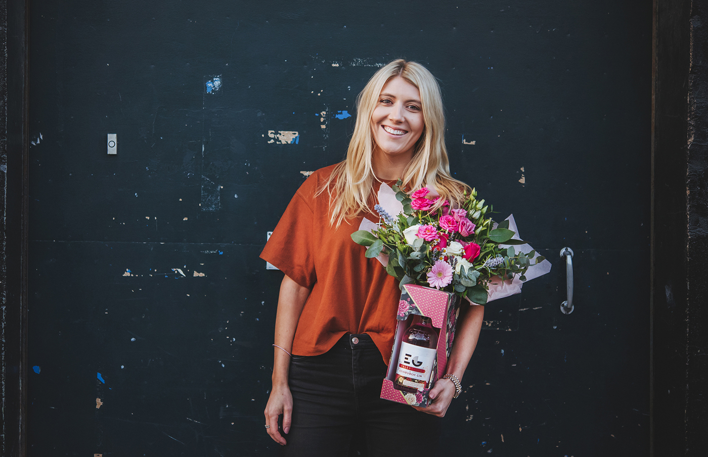 Edinburgh Gin Launch Gin Bouquets In Time For Valentine's Day photo