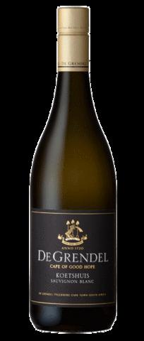 New Vintage Release: De Grendel Koetshuis Sauvignon Blanc 2018 photo