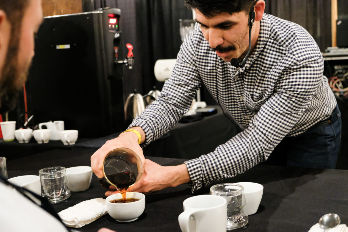Coffee Sprudgecast Episode 65: Live From Us Coffee Champs Nashville photo