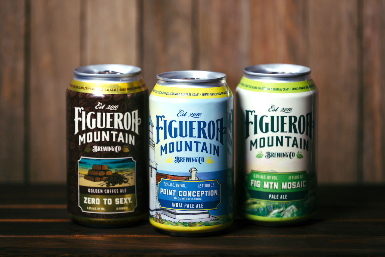 Figueroa Mountain Debuts Three New Canned Beers For 2019 photo
