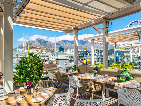 The Definitive V&a Waterfront Restaurant Guide photo