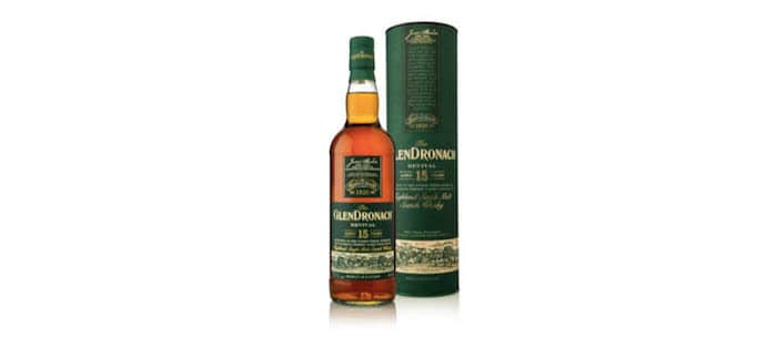 Whisky Review: The Glendronach 15 Year Old Revival photo
