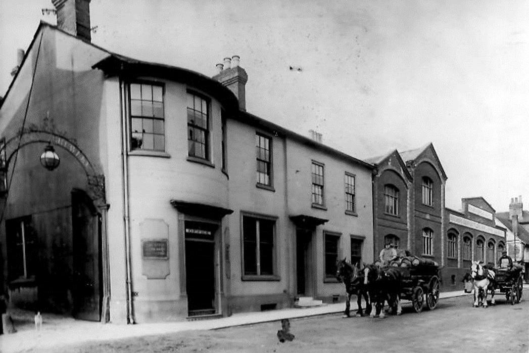 Walking Tour Will Highlight Henley's Brewing History ? Beer Today photo