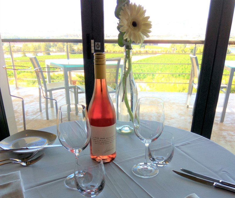 Valentine's Dinner at Glen Carlou photo