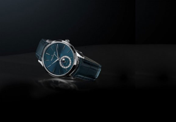 Jaeger-lecoultre Presents The New Master Ultra Thin Moon Enamel photo