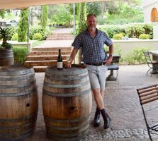 Winemaking Began For Alistair Rimmer As South Africa Ended Apartheid photo