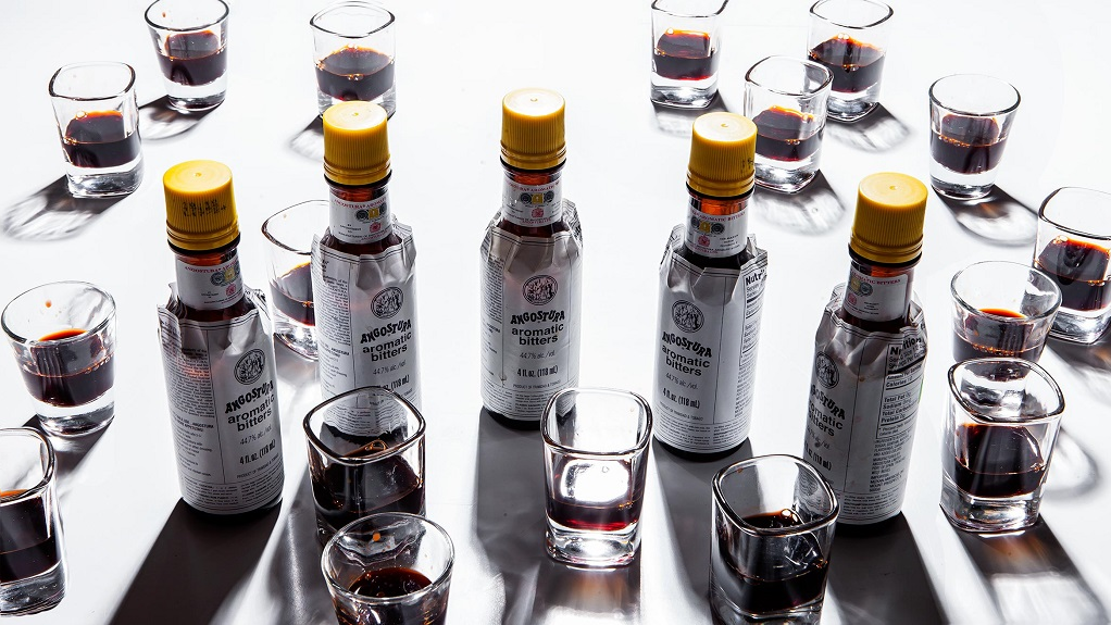 In Wisconsin, Americans Drink Angostura Shots photo