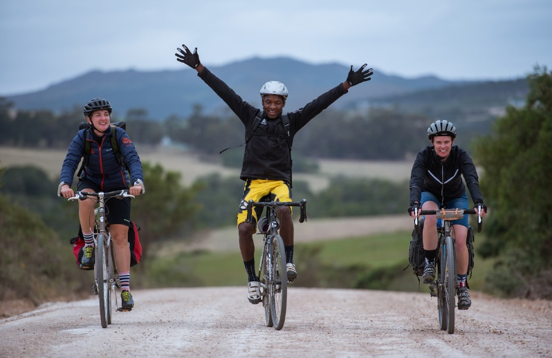 Cape Cycle Routes Launches Overberg Meander photo