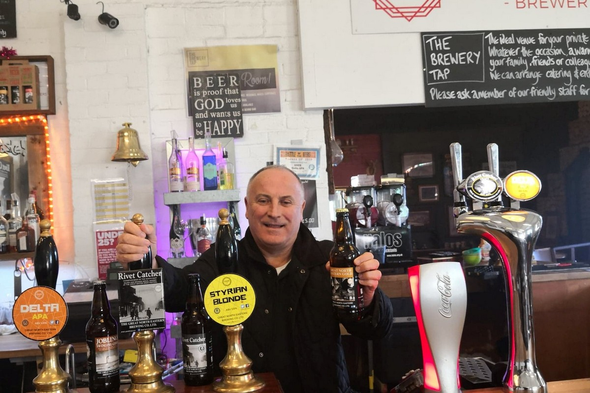 Salsa Success For Great North Eastern Brewing Co ? Beer Today photo